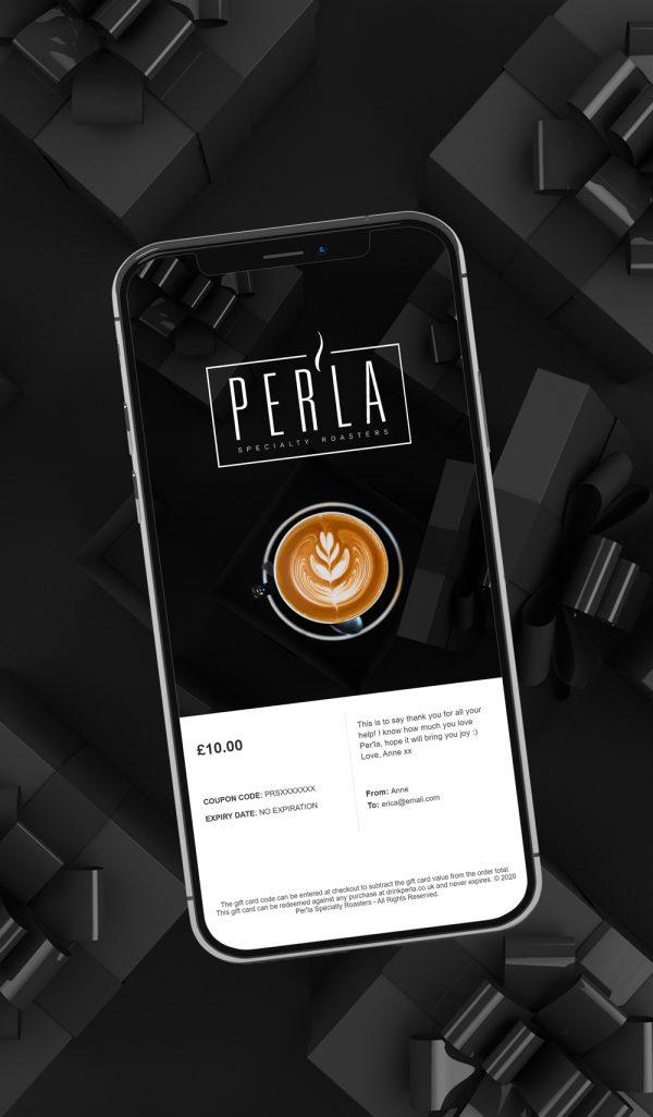 Per'la coffee