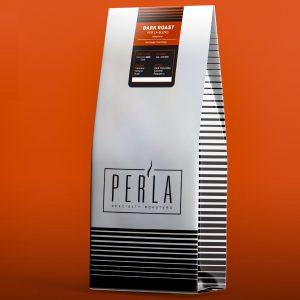 Perla coffee dark roast pack