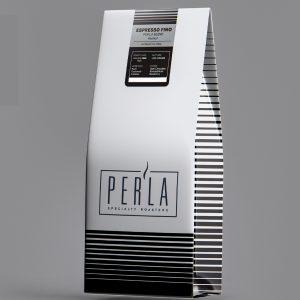 Perla coffee espresso fino pack